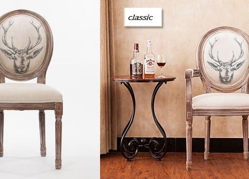 классические стулья 3