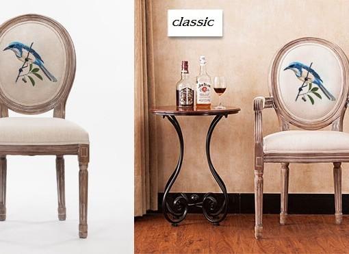 классические стулья 5