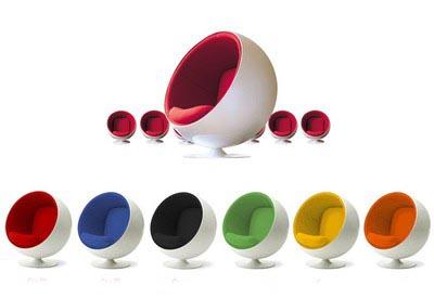 варианты цветов обивки кресла