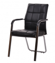 кожанное офисное кресло