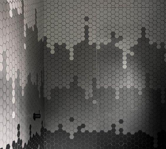 красивый интерьер с мозаикой