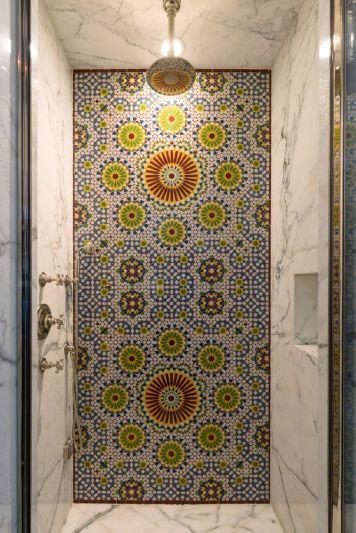 мозаика в тническом стиле