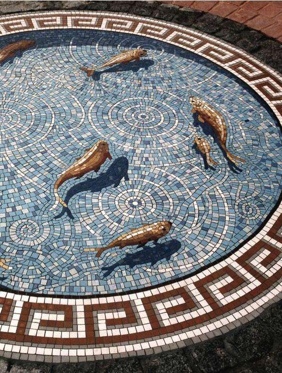 3d мозаичная плитка