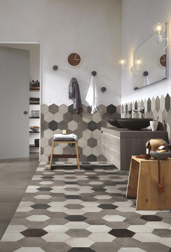 применение мозаики на кухне